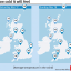 UK Weather: Multiple Amber Weather Warnings Issued For Snow, Ice And Wind