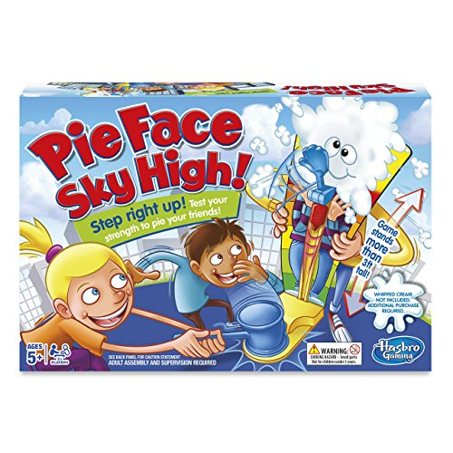 Hasbro Gaming Pie Face Sky High Game Baby Product Reviews