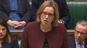 Amber Rudd Claims Government Is 'Still Working On' Customs Union Position Post-Brexit