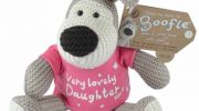 Boofle Small 4.5″ Daughter T Shirt Bear