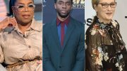 Oprah Winfrey, Meryl Streep And Black Panther's Chadwick Boseman Highlight 'Sexism In Poverty'
