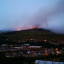 Major Incident Declared As Wildfire Rages Within Metres Of Homes