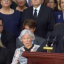 Meghan McCain Glares At Vice President Mike Pence During Her Father's Funeral