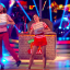 'Strictly Come Dancing': Seann Walsh And Katya Jones' Return Pulls In 1 Million Extra Viewers