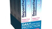 Bepanthen Nappy Rash Ointment – 6 x 100 g, 6 Months Supply