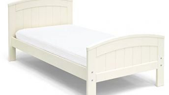 Mamas & Papas Baby Bed, Toddler Bed, Brooke Pine – Ivory