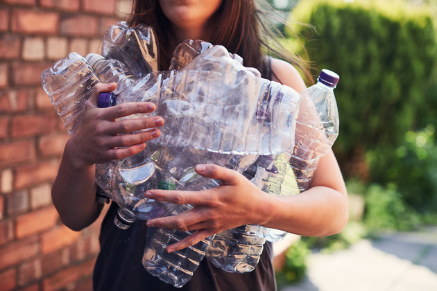 Plastic Bottle Deposit Scheme Could Pay Out Cash To Reward People For