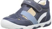 Geox Baby New Balu' Boy B Sandals, Blue (Navy C4002), 6 UK Child