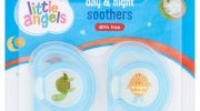 Asda Little Angels Day & Night Soothers -Tried + Tested!