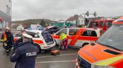 30 Injured As Car Driven Into Crowd At German Carnival