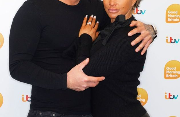 Katie Price Defends Fiancé Carl Woods Saying He Has 'Nothing To Do' With Police Investigation Into Alleged Assault